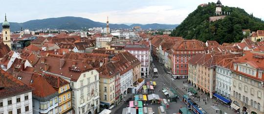 Graz Stadtportal